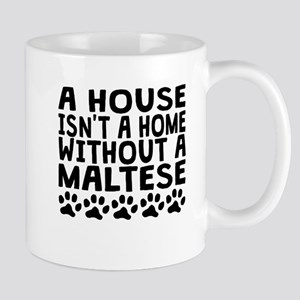 Without A Maltese Mugs