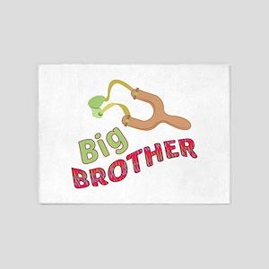 Big Brother 5'x7'Area Rug