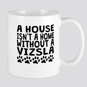 Without A Vizsla Mugs