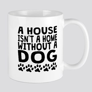 Without A Dog Mugs