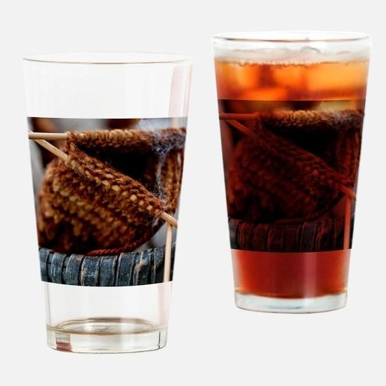 Organic Yarn Drinking Glass