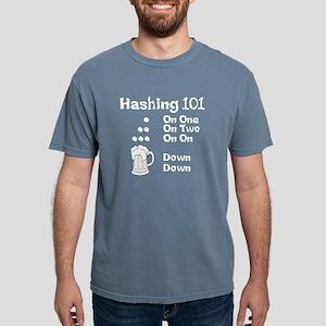 Hashing 101 - Down Down T-Shirt