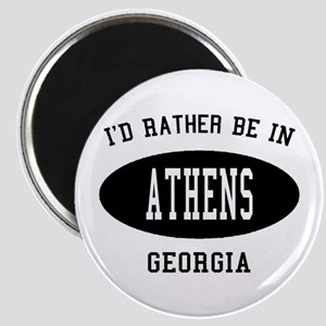 I'd Rather Be in Athens, Geor Magnet