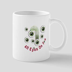Eyes On You Mugs