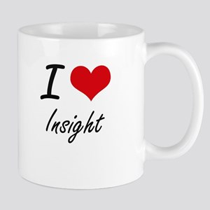 I Love Insight Mugs