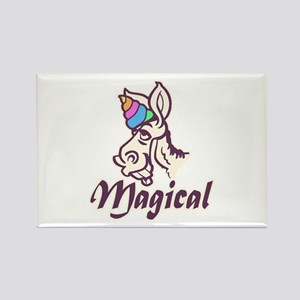 Magical Unicorn Magnets