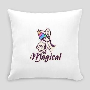 Magical Unicorn Everyday Pillow