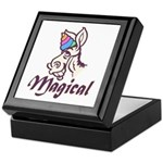 Magical Unicorn Keepsake Box
