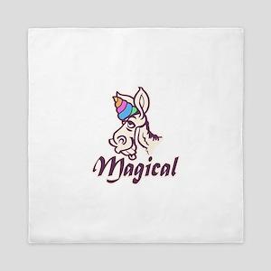 Magical Unicorn Queen Duvet