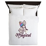 Magical Unicorn Queen Duvet