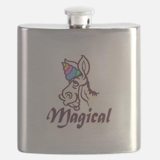 Magical Unicorn Flask