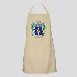 Chew Coat of Arms - Family Crest Apron