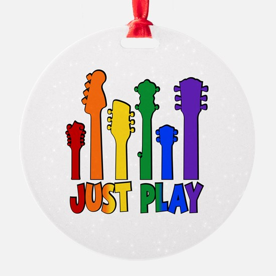 JUST PLAY Ornament