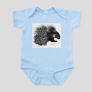 Crested Porcupine Infant Creeper