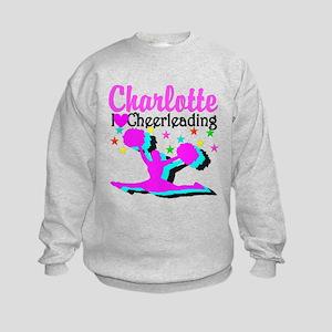 CHEER 4EVER Kids Sweatshirt