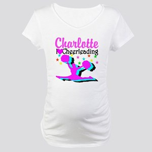 CHEER 4EVER Maternity T-Shirt