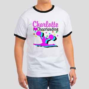 CHEER 4EVER Ringer T