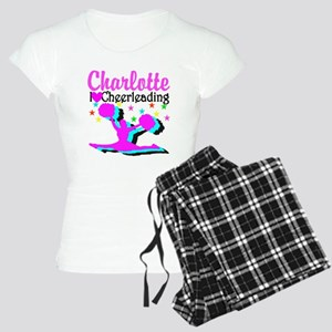 CHEER 4EVER Women's Light Pajamas