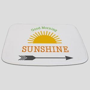 Good Morning Sunshine Bathmat