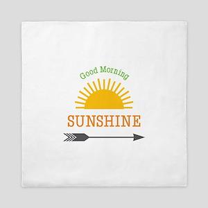 Good Morning Sunshine Queen Duvet