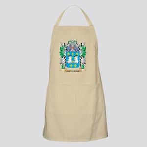 Chippendale Coat of Arms - Family Crest Apron