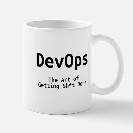 DevOps - The Art of Getting Sh*t Done Mugs