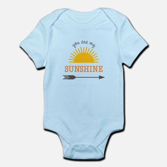 You Are My Sunshine Body Suit