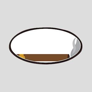 Cigar Smoke Patch
