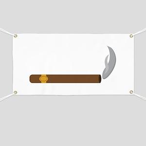 Cigar Smoke Banner