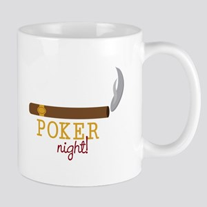 Poker Night Mugs