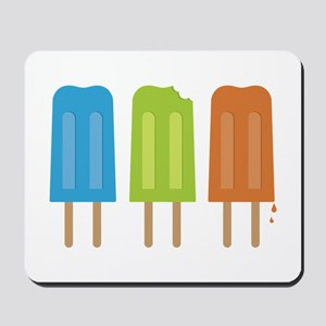 Popsicles Mousepad