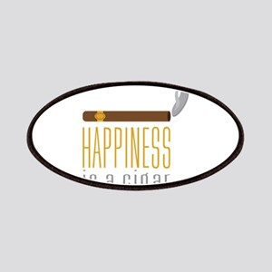 Cigar Happiness Patch