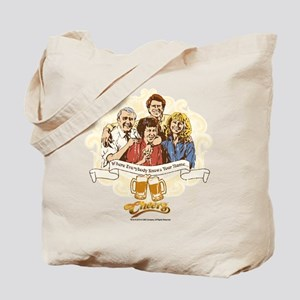 Cheers: Where Everybody Knows Your Name Tote Bag