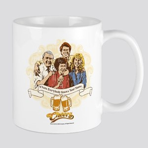 Cheers: Where Everybody Knows Your Name Mug