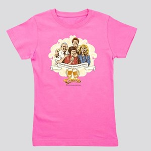 Cheers: Where Everybody Knows Your Name Girl's Tee