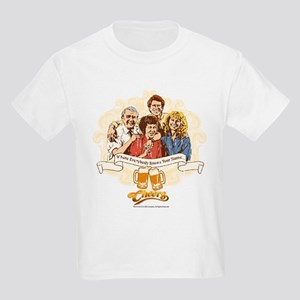 Cheers: Where Everybody Knows Y Kids Light T-Shirt