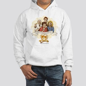 Cheers: Where Everybody Knows Yo Hooded Sweatshirt