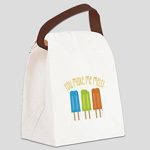 Make Me Melt Canvas Lunch Bag