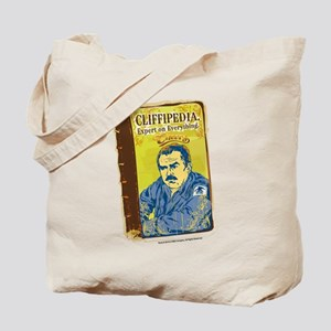 Cheers: Cliffipedia Tote Bag