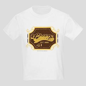 Cheers Logo Kids Light T-Shirt