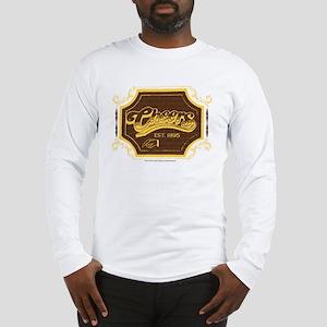 Cheers Logo Long Sleeve T-Shirt