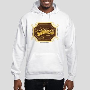 Cheers Logo Hooded Sweatshirt