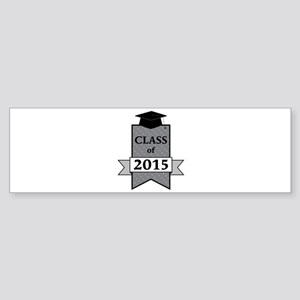 Class Of 2015 Bumper Sticker