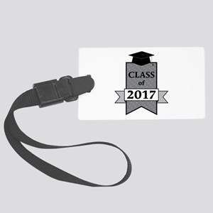 Class Of 2017 Luggage Tag
