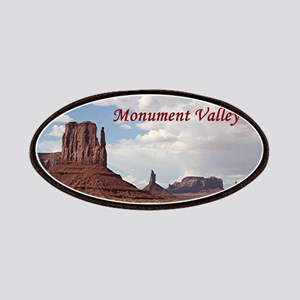 Monument Valley, Utah, USA 3 (caption) Patch