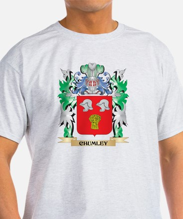 Chumley Coat of Arms - Family Crest T-Shirt