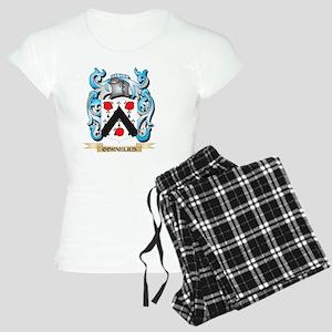 Cornelius Coat of Arms - Family Crest Pajamas