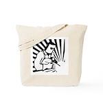 Welding Man Tote Bag
