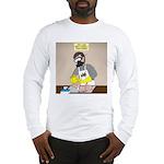 Daddy Diaper Duty Long Sleeve T-Shirt