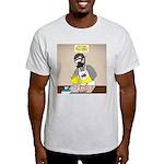 Daddy Diaper Duty Light T-Shirt